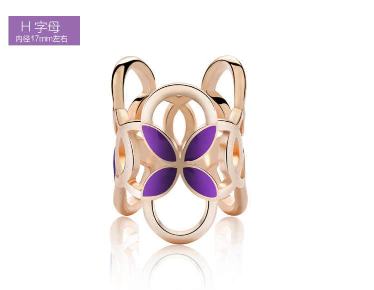 BS043 Korea Fashion Bunga Liar Trisiklik Syal Gesper Bros 2019 Wanita Pramugari Rhinestone Syal Gesper Perhiasan
