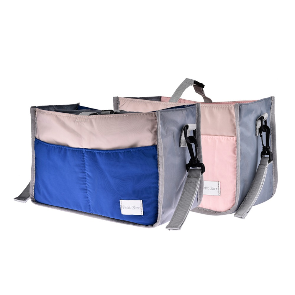 Multifunctional Baby Stroller Storage Bag Nappies Storage Bag Mommy Shoulder Bags Baby Diapers Stroller Accessorries