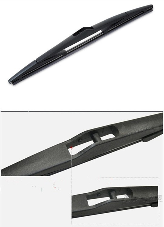 12 rear window rubber windscreen wipers windshield wiper blades for kia sportage hyundai ix35. Black Bedroom Furniture Sets. Home Design Ideas