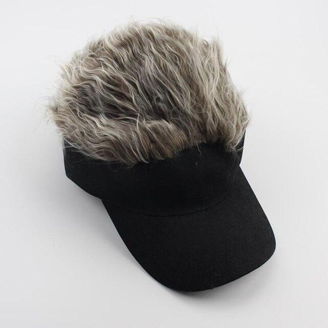 86c62140412 Spring Autumn Dad Hat Ponytai Snapback Baseball Cap Bun Caps For Women  Female Hip Hop Hats