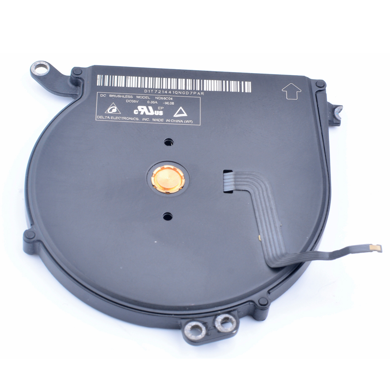"CPU Cooling Fan for MacBook Air 13/"" A1466 2017 ND55C04"