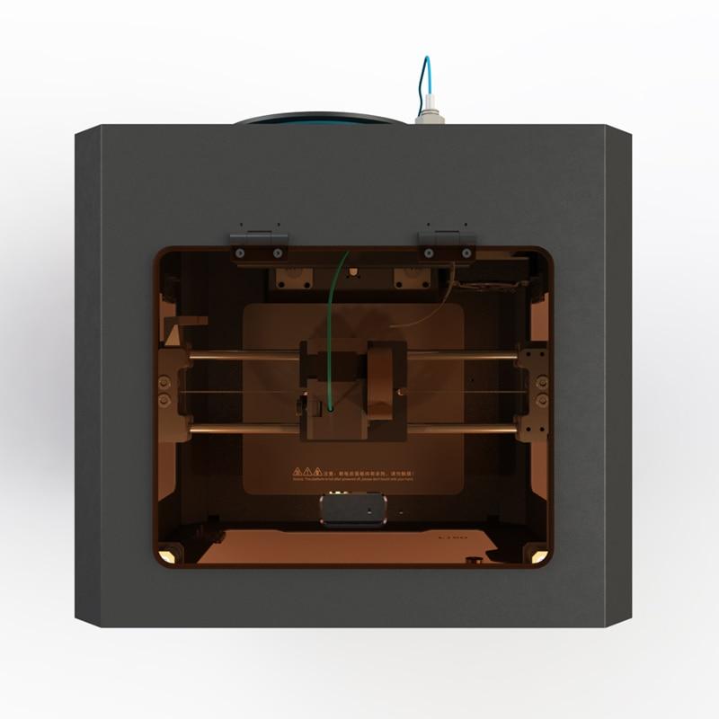 qapalı metal qutu kiçik 3d çap maşını 160 * 160 * 200 mm Diş - Ofis elektronikası - Fotoqrafiya 5