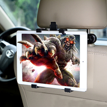 Mobile Phone Tablet PC Car Holder Stand Back Auto Seat Sopor