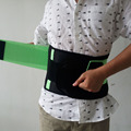 Best Deal Tamanho S-2XL Homens Cinto Mulheres Da Cintura Dor Sentir Jovens Belt Brace Correndo Neoprene Cinto de Suporte Para as Costas