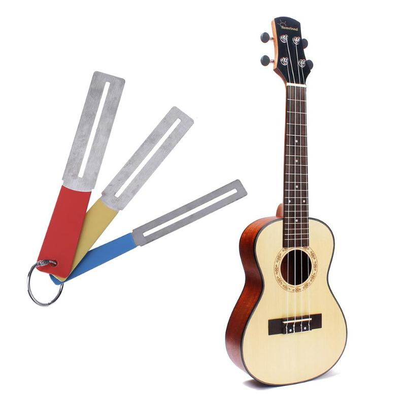 Stringed Instruments Musical Instruments 3pcs/set Stainless Steel Practical Guitar Repair Tool Guitar Bass Fretboard Fret Protector Fingerboard Guards Z70