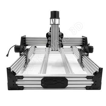 OX CNC Router 4Axis Woodworking Engraving Milling Machine Desktop Belt Driven with 175 oz*in Nema23 Stepper Motors