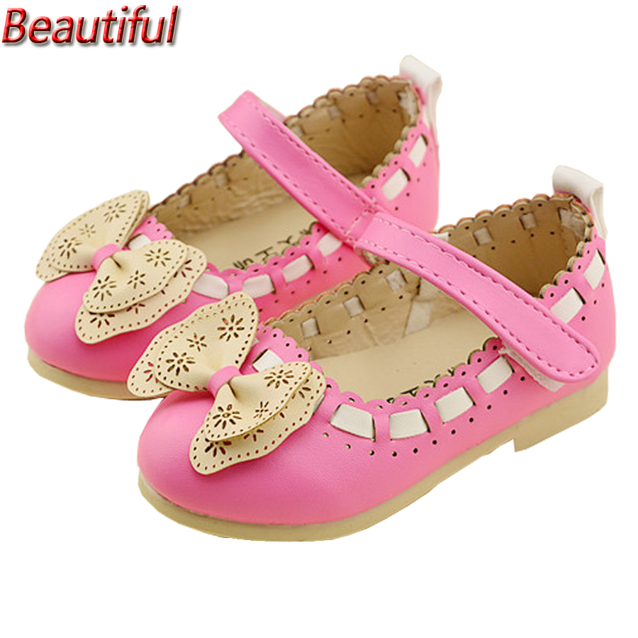 Wholesale Children Shoes In 2016 The Kids Sneaker For Girls Shoes With Flat Sole Blue Pink White ...