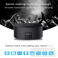 Wireless Charger Bluetooth Speakers