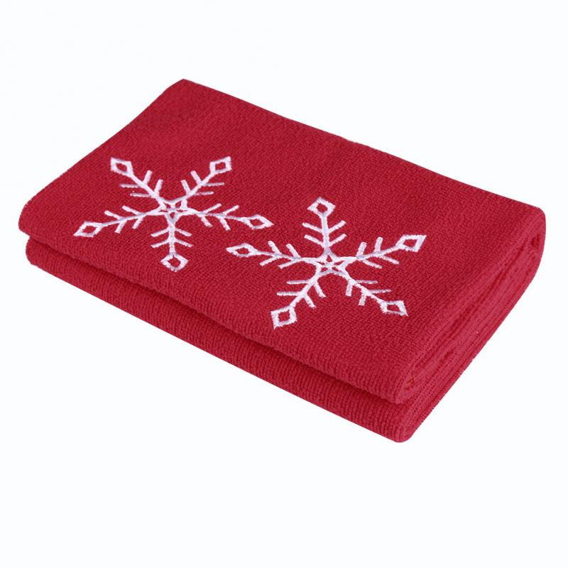 Bulk Dish Towels For Sale: Online Buy Wholesale Christmas Kitchen Towel From China