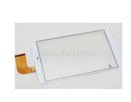 New Capacitive touch screen Digitizer Glass Sensor replacement For Tesla Impulse 8.0 TEPC-M81901416 PC-M819 Tablet Free Shipping