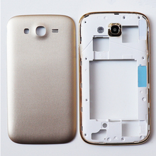 62f8d083a07 For Samsung Galaxy Grand Duos GT-I9082 I9082 9082 Middle Plate Chassis Frame  + Back