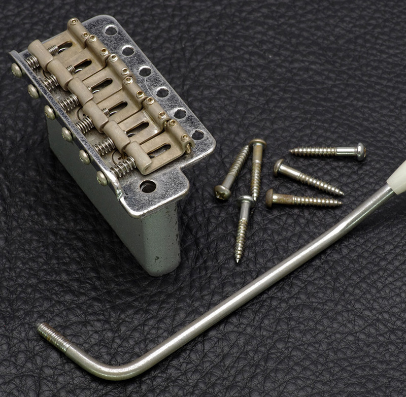 High Quality RELIC Electric Guitar Tremolo AGED Guitar Bridge With For Strat Style Guitar