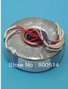 120W Toroid transformer  Input:220V  Output: 22V+22V    15V+15V