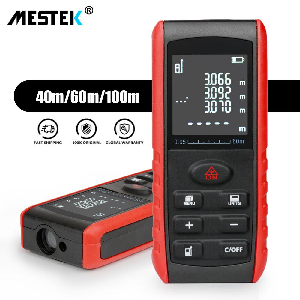 40 mt/60 mt/100 m laser-distanzmessgerät laser-entfernungsmesser medidor trena laser mesure band laser-entfernungsmesser palette finder