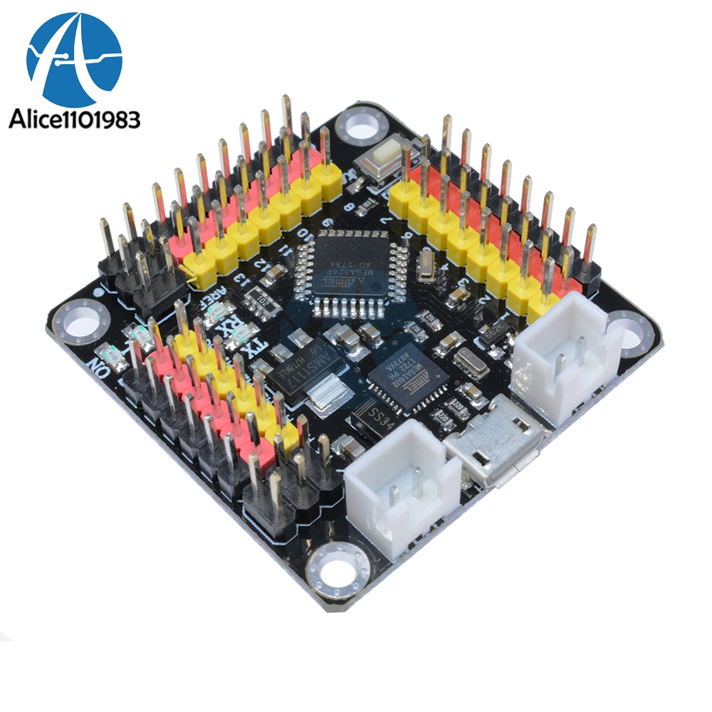 Strong Series Atmega16u2 Atmega328 Atmega328p Dm Mini Uno R3 50 Prototype Pcb Circuit Panel Solder Diy 50x70 Board Microcontroller Module For Arduino One Nano V30 30 In Integrated Circuits From