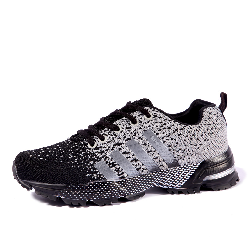 e699561a2ab OCQBI Breathable tracking sports shoes men women running shoes for male  Comfortable unisex men women sneakers