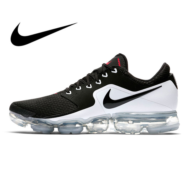 size 40 9c0c3 d2b24 Nike Air Vapormax Men's Comfortable Running Shoes Sport Outdoor Sneakers  Top Quality Athletic Designer Footwear 2018 New