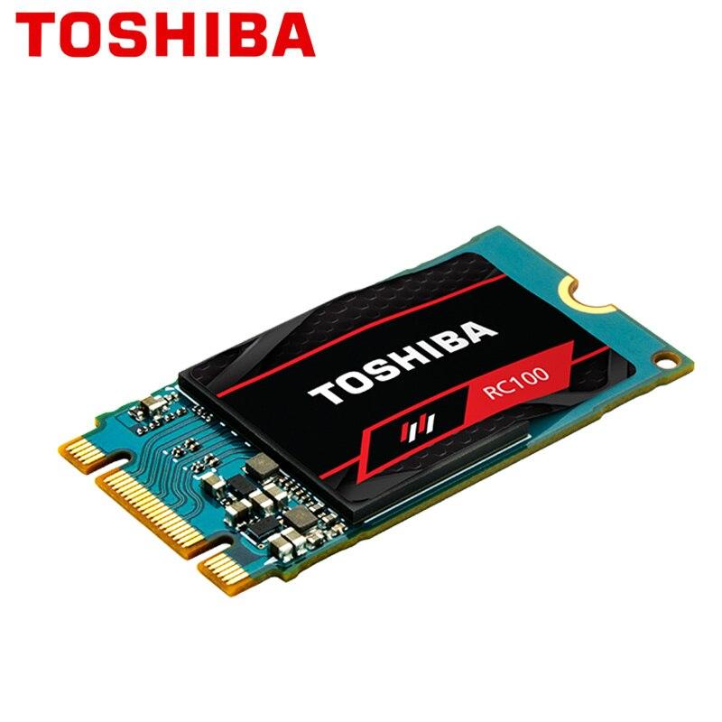 Nouveau original TOSHIBA NVMe 240 GB M.2 2242 PCIe 3.0*2 disque dur SSD interne à semi-conducteurs 1600 mo/s pour ordinateur portable