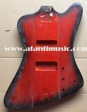 Afanti Musik DIY gitarre DIY e-gitarre körper (AJB-104)