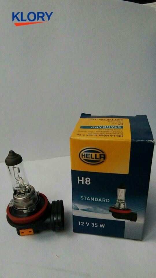 178555151 H8 12V 35W PGJ19-1 8GH Automobile light bulb for headlight taillights, trunk lights, fog lights(one piece)