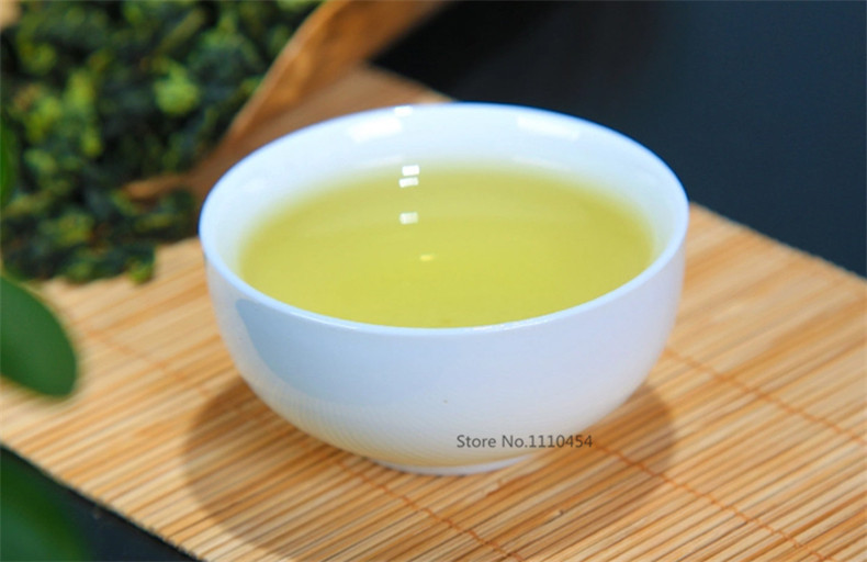 Factory Outlet Natural Organic 50g Anxi Tieguanyin Oolong Tea Chinese Top grade Tikuanyin tea Tie Guan Yin Health Care Green tea