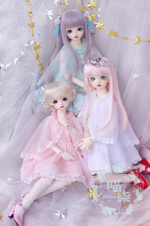 dress suit summer dress+sock For 1/4 1/6  BJD Doll Clothes doll Accessories