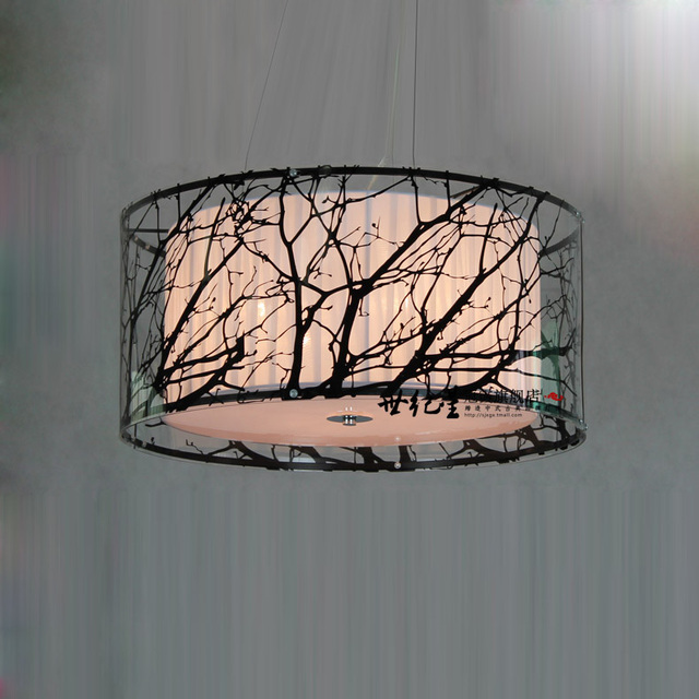 new chinese traditional acrylic dining room pendant light living
