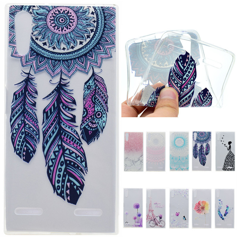 Cute Catoon Butterfly Girl TPU Fundas Phone Cases For Coque Lenovo K3 A6000 A6010 K6 K6 Note Vibe B A2016 A1010 Back Cover Case