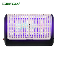 11W 220V Electric shock mosquito killer lamp indoor UV Lamp Insect Bug Fly Moth Flying insects trap Pest control Non toxic
