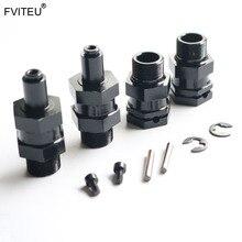 Модернизированная алюминиевая Шестигранная втулка fvieu 24 мм подходит для 1/5 HPI BAJA 5B запчасти Rovan King Motor
