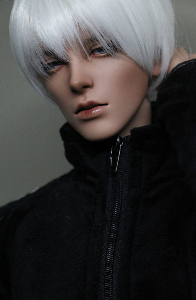 HeHeBJD SD 1/3 Handsome male Ha  including teeth(Removable) free eyes Resin High Quality-in Dolls from Toys & Hobbies    3