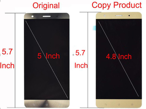 """Image 2 - New 5.7"""" Gold For Asus Zenfone 3 Deluxe ZS570KL LCD DIsplay + Touch Screen Panel Digitizer Assembly Replacement + Tools"""