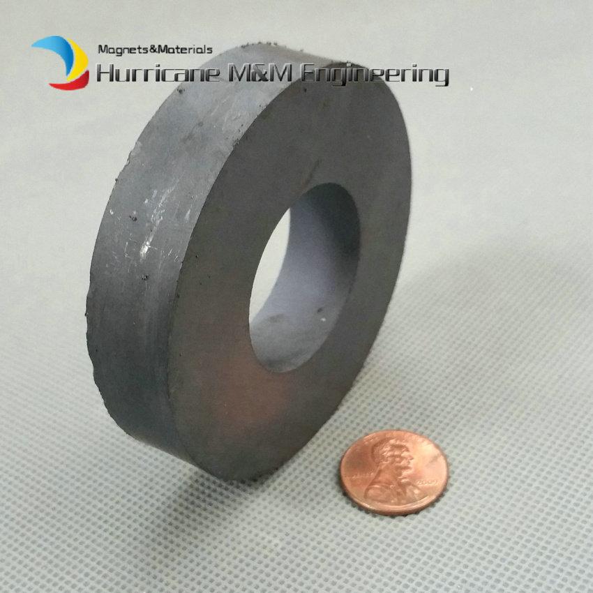 2pcs Ferrite Magnet Ring OD 70x32x15 mm for Subwoofer C8 Ceramic Magnets for DIY Loud speaker Sound Box board home use 12 x 1 5mm ferrite magnet discs black 20 pcs