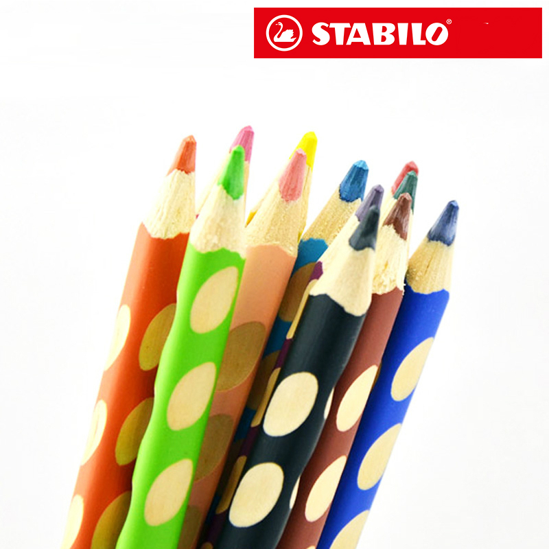 Lápis Comuns lápis crianças de aprendizagem da Marca : Stabilo