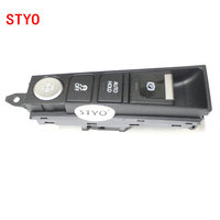 STYO Car Hand brake button auto holder ESP Engine start/stop switch For VW Passat B7 Passat CC 3AD927137