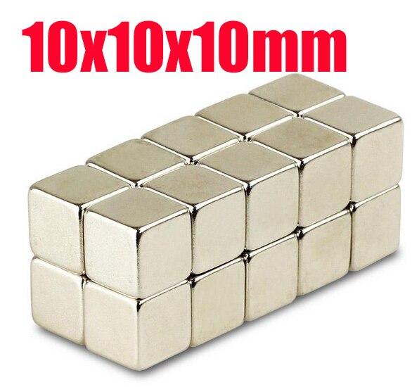 1 PAIR Brand New Neodymium Magnets N52 Grade 30mm x 10mm x 2 mm Blocks