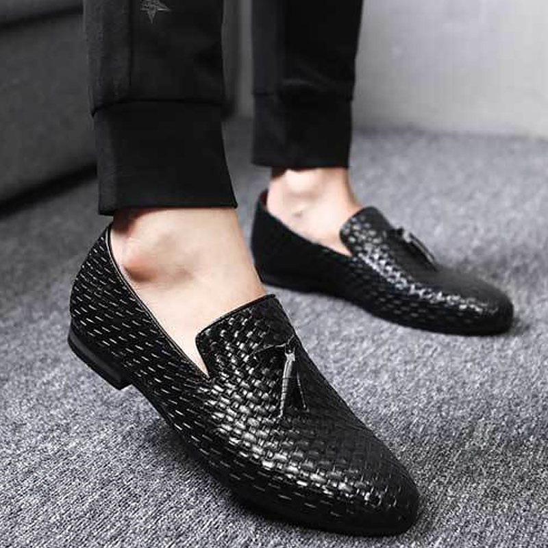 Men shoes genuine leather pigskin loafers casual slip-On shoes big size 37-48 solid black/blue/gray summer shoes zapatillas расчески sohyo b107 расческа lovely pink фуксия