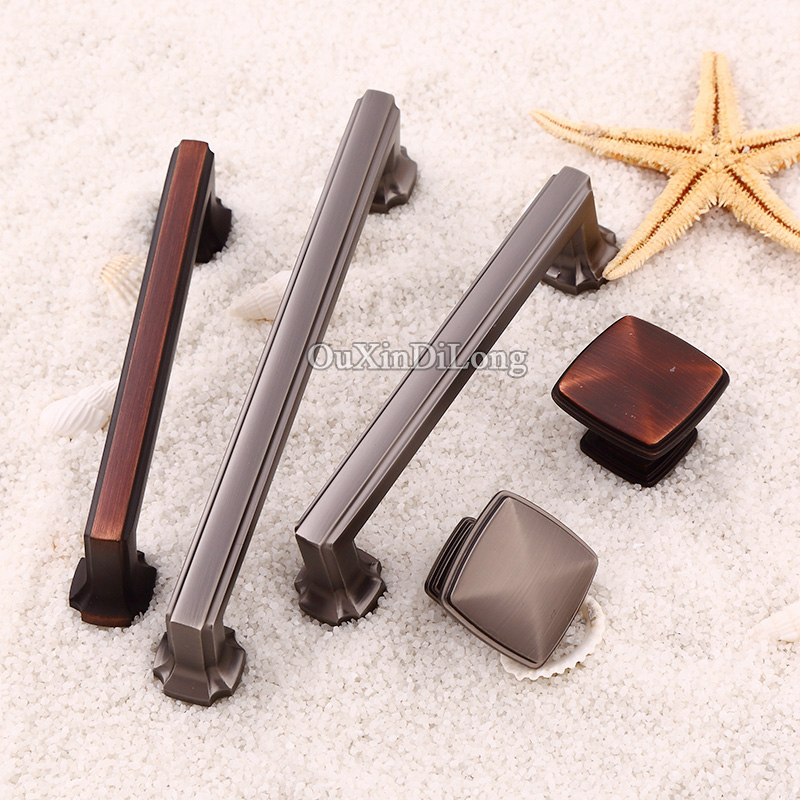 Top Quality 10PCS European Modern Kitchen Door Furniture Handles Cupboard Wardrobe Drawer Wine Cabinet Pulls Handles and Knobs 2017 free shipping european kitchen handle ivory white drawer wardrobe door handles modern simple hardware wine cabinet pulls