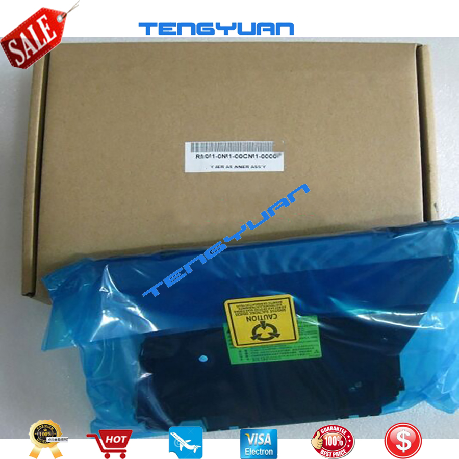 New original Laser scanner assembly for HP M712/M725 RM1-9213 scan head print parts on sale цена