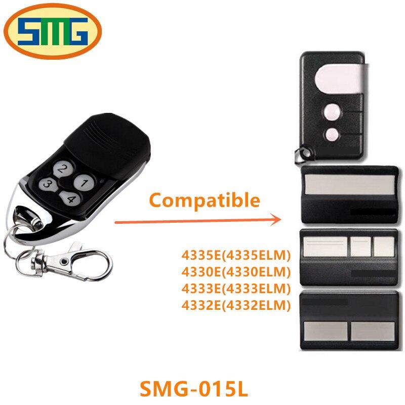 3pcs Chamberlain Liftmaster 4335e 4330e 4332e Replacement Remote