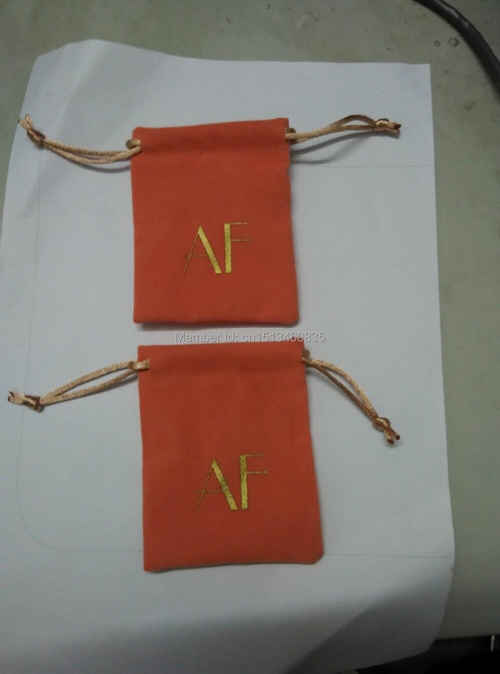 55ce3c02f9 CBRL personnaliser petit velours poche de bijoux de velours pochette cadeau  velours cordon de poche de sac avec logo personnalisé chapeaux sac