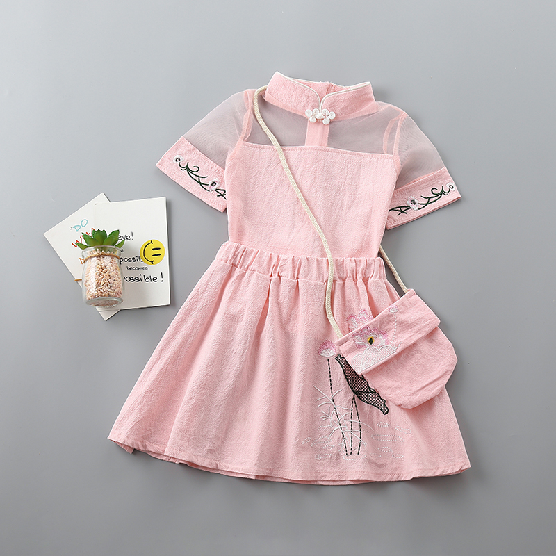 0-6 years Top quality lady clothes units 2019 new summer time chinese language strong child kids lady clothes shirt+skirt+bag 3pcs Aliexpress, Aliexpress.com, On-line buying, Automotive, Telephones & Equipment, Computer...