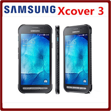 "Original samsung galaxy xcover 3 g388f g388 android 4g lte ram 1.5 gb rom 8 gb quad core 5.0mp 4.5 ""pantalla Smartphone Desbloqueado"
