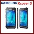 """Original samsung galaxy xcover 3 g388f g388 android 4g lte ram 1.5 gb rom 8 gb quad core 5.0mp 4.5 """"tela do Smartphone Desbloqueado"""