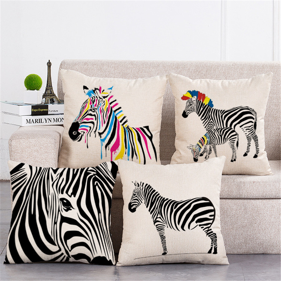 online get cheap zebra print pillows -aliexpress | alibaba group