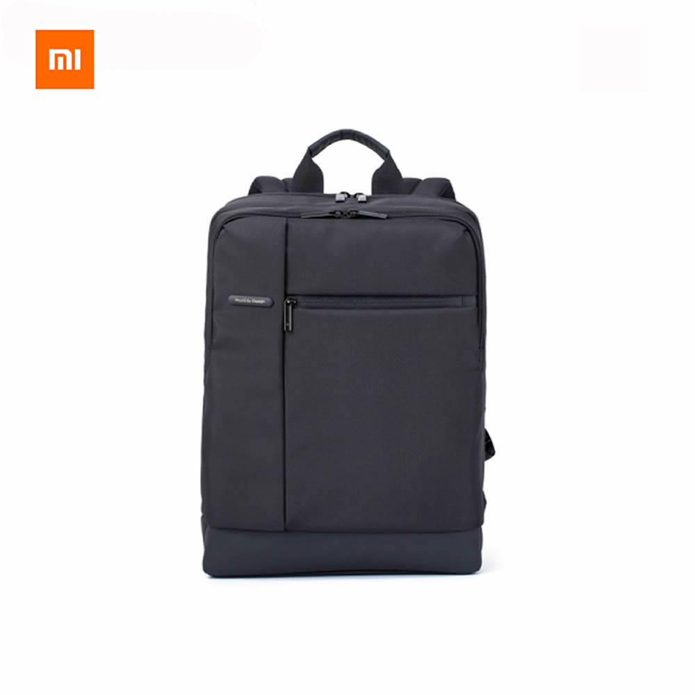 Original Xiaomi Classic Business Mi Backpack Women Bag Backpack Large Capacity Students Business Bags Suitable for 15 inch Laptop