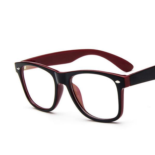2017 Brand New Hipster Eyeglasses Frames 2182 Oversized Prescription Glasses Women Men Fake Glass