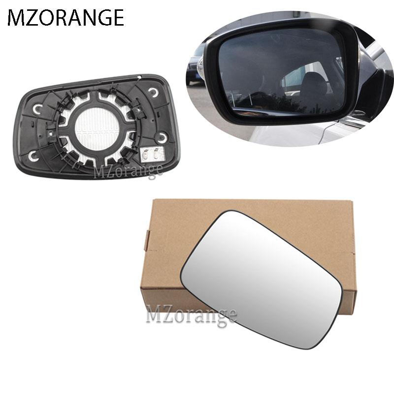 For 2011-2014 Sonata Passenger Side Replacement Mirror Glass