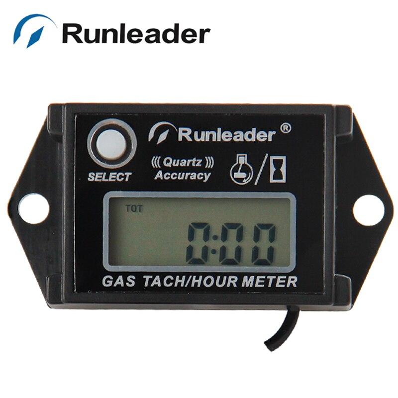 ᗐEnvío libre impermeable cronómetro tacómetro para gas moto ...