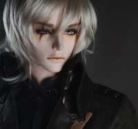 Soom Hyperon Scar Hunter Vampire Idealian Id72 Supergem Bjd Sd Doll Yosd Toy Luts Fairyland Dolltown